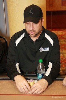 Mark Sandness Wins 2014 Mid-States Poker Tour Running Aces Harness Park for ,913 102