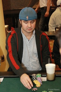 Mark Sandness Wins 2014 Mid-States Poker Tour Running Aces Harness Park for ,913 101