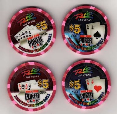 Casino Poker for Beginners: All About Chips, Part 3 -- Rules, Tricks, Making Change &... 102
