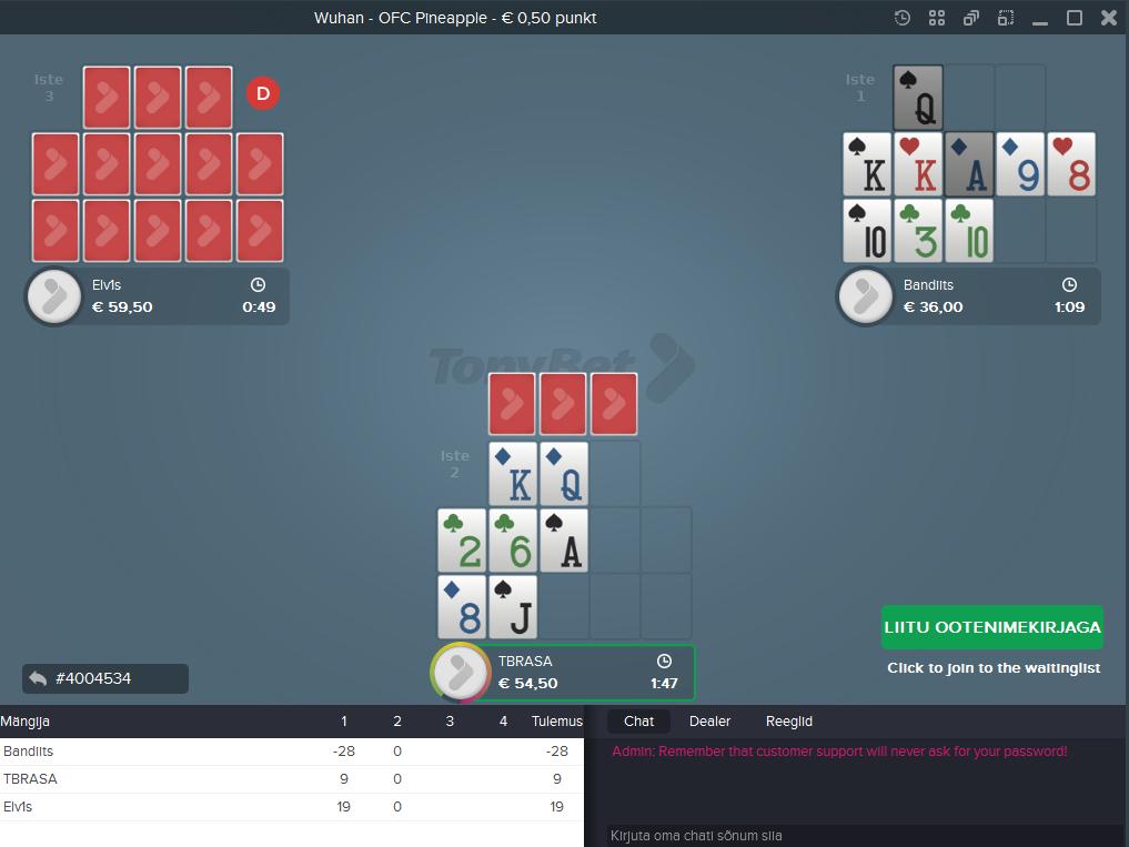 Õpime Hiina pokkerit! Rahamäng, turniirid ning OFC internetis 101