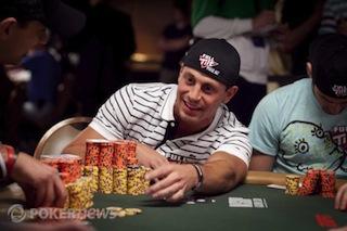 Poker Player Garrett Adelstein Second Player Voted Off Survivor Cagayan 103