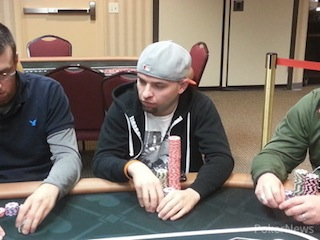 2014 Hollywood Poker Open Grantville Day 1: Yazici Leads Final Table 102