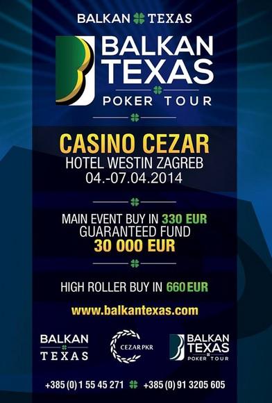 Balkan Texas Poker Tour Event u Zagrebu Igra se od 4-7. Aprila 101