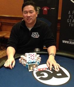 Bernard Lee Wins Inaugural RunGoodGear Main Event for ,555 102