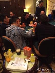 Tom Hall nos cuenta detalles de las partidas de High Stakes de Macao 102