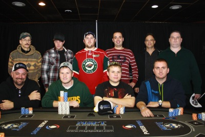 A Historical Look at the Mid-States Poker Tour Ho-Chunk Gaming Wisconsin Dells Stop 103