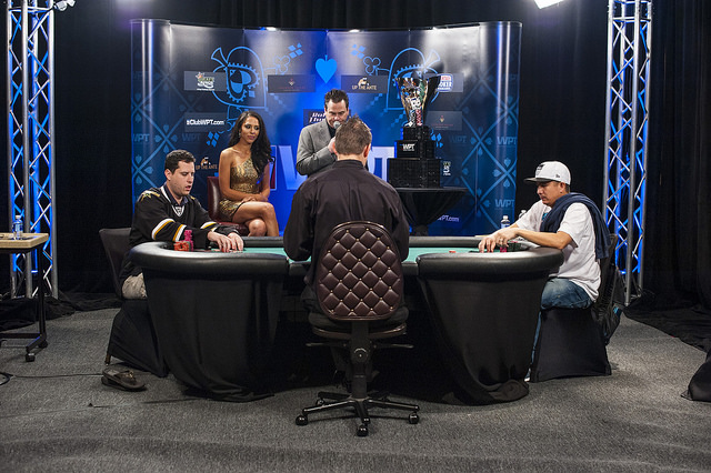J.C. Tran Wins Second World Poker Tour Title at 2014 WPT Rolling Thunder 102