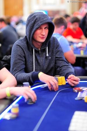 Eureka Poker Tour Dzień 1B - Mateusz Warowiec i Paweł Czartoryski chip leader'ami! 22... 101