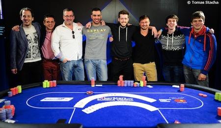 Błażej Przygórzewski trzeci podczas Eureka Poker Tour - zgarnia €98,210! Zoltan Gal z... 101