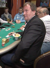WPT on FSN Grand Prix de Paris Part I: Dress Code, Enter Tony G & a Pair of Lovebirds 101