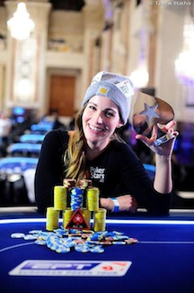 EPT10 Vienna: Habib Takes €2,000 Turbo; Hof Wins Ladies Event, & More Side Event News 102