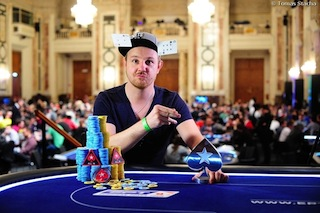 EPT10 Vienna: Habib Takes €2,000 Turbo; Hof Wins Ladies Event, & More Side Event News 104