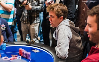 2014 PokerStars.net EPT Vienna Main Event Day 3: Bubble Bursts; Hansen and Blom Fall 101