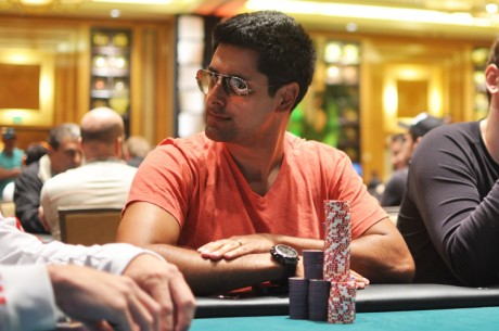 WPT Player of the Year Leader Mukul Pahuja's Big Gamble, Leaving Finance for Poker 101