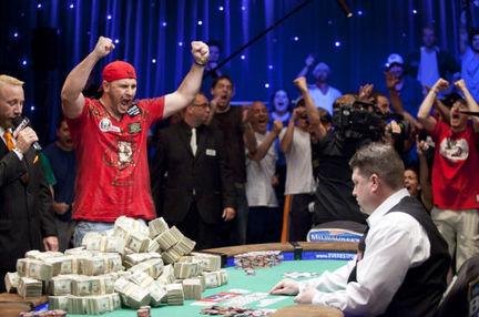 """Un país, cinco jugadores: """"Estados Unidos, la cuna del póker"""" 105"""