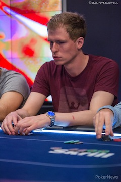 The Online Railbird Report: Hansen Loses a Million; Amundsgard & Cates Finish on Top 101