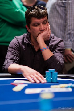 Yurasov Leads Final Nine of Record-Setting 2014 PokerStars.net EPT Vienna High Roller 101