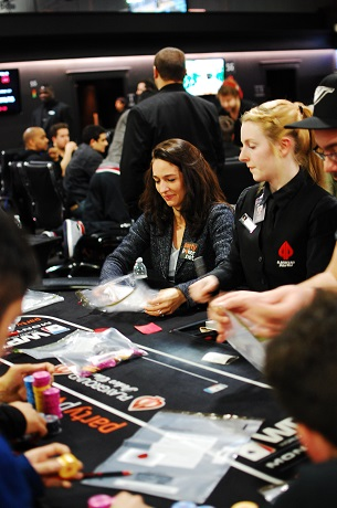 Day 1b of partypoker WPT Canadian Spring Championship 101