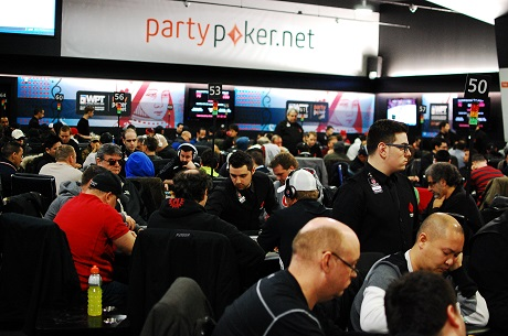 Day 1c of partypoker WPT Canadian Spring Championship 105