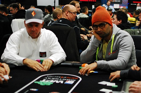 Day 1c of partypoker WPT Canadian Spring Championship 104
