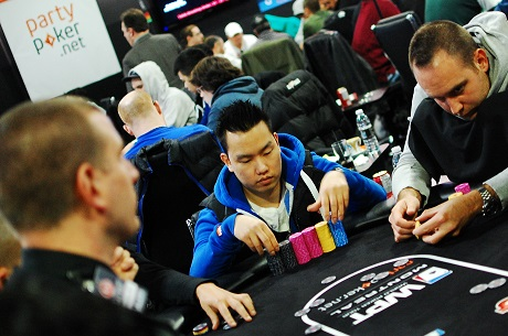 Day 1c of partypoker WPT Canadian Spring Championship 102
