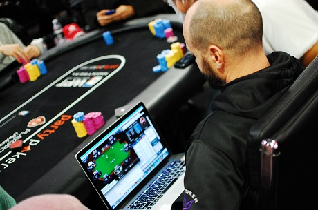 Day 2 of partypoker WPT Canadian Spring Championship 104