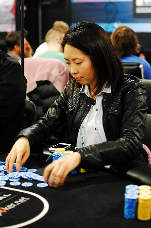 Day 2 of partypoker WPT Canadian Spring Championship 103