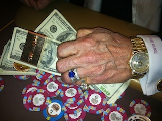 "Chatting with the Senior Poker Tour's ""The Duke of Fremont Street"" 102"