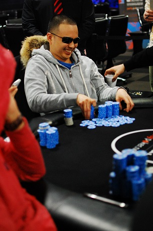 Day 3 of partypoker WPT Canadian Spring Championship 108