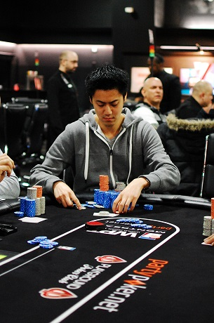 Day 3 of partypoker WPT Canadian Spring Championship 104
