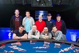 Wes Holland Wins Heartland Poker Tour Daytona Beach Kennel Club for ,993 101