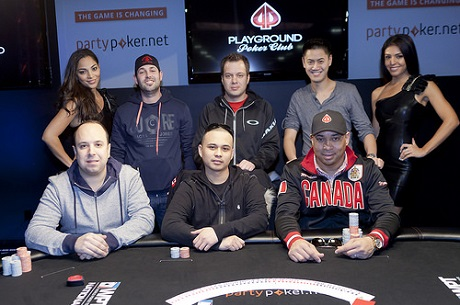 Jason Comtois Wins partypoker WPT Canadian Spring Championship 102