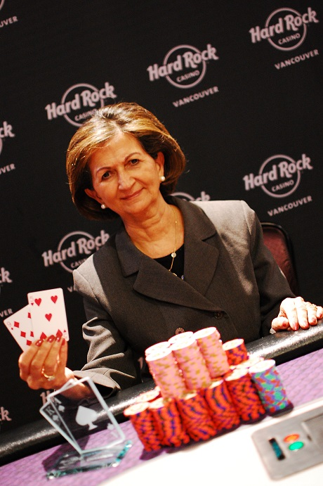 Mrs. P Wins HRCV Poker Championships Event 3 101