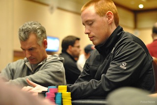 MSPT Meskwaki Casino Day 1b: Massive Turnout Sets State Record; Mike Lang Leads 101