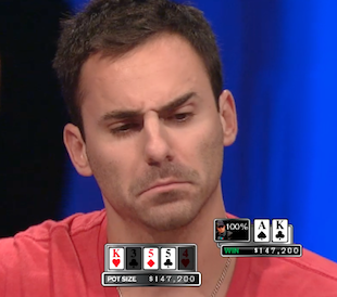 WPT Alpha8 on FOX Sports 1 Florida Part II: What Parents Think, a Gross Nitroll, & More 101