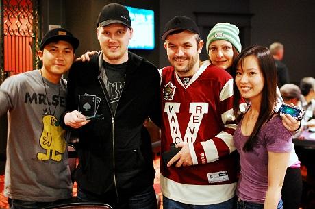 Todd Fletcher Takes Down HRCV Poker Championships 102