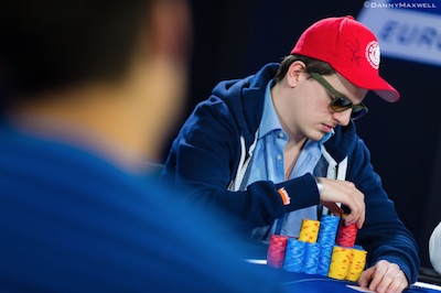 Thinking Poker: Playing Bad Hands in Tournaments 101
