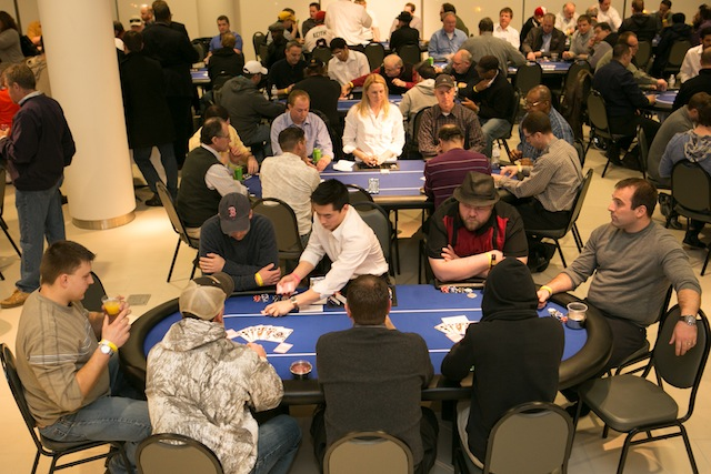 One Step Charity Poker Championship Raises 0K to Send Kids with Cancer to Camp 102