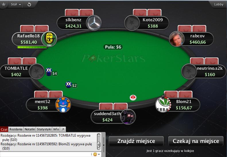 Nowe oprogramowanie PokerStars Alpha 7 - szykują się wielkie zmiany! 102