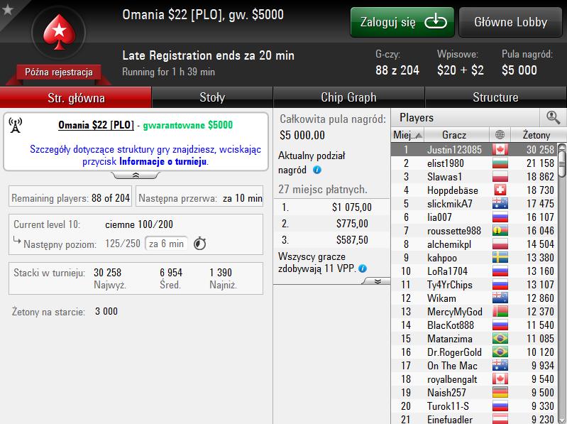 Nowe oprogramowanie PokerStars Alpha 7 - szykują się wielkie zmiany! 103