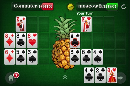 20 Rounds Part VI: Yakovenko's Step-by-Step Strategy Guide for Pineapple OFC Poker 112