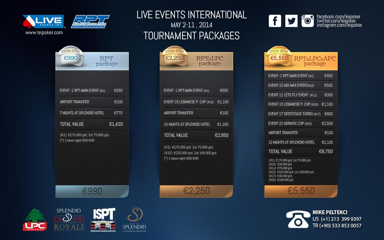 Live Events Poker Festival Ponovo u Budvi od 2-11.05. 2014. sa €1.000.000 Zagarantovano 102