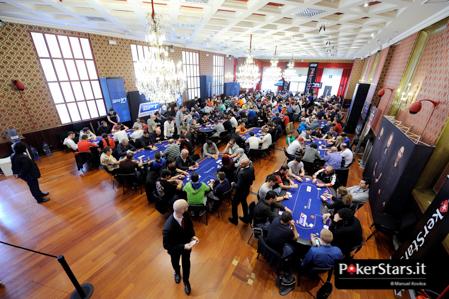 Startuje Main Event European Poker Tour w San Remo! 101