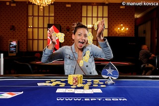 Finger One of Many Players to Capture PokerStars.it EPT10 Sanremo Side Event Titles 104