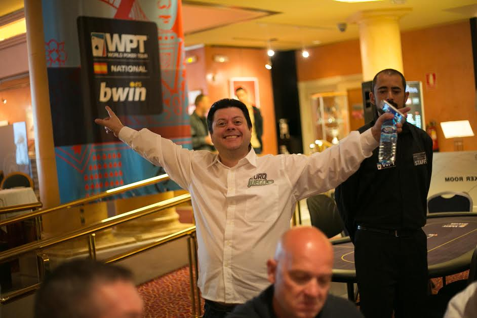 Steve Watts campeón del World Poker Tour National Marbella (31.000€) 101