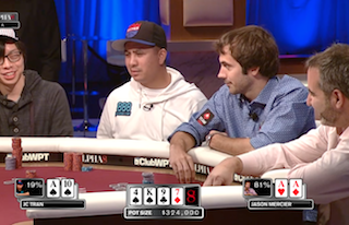 WPT Alpha8 on FOX Sports 1 Florida Part III: Cheong Scrounging and Dinner w/ Gilmartin 101