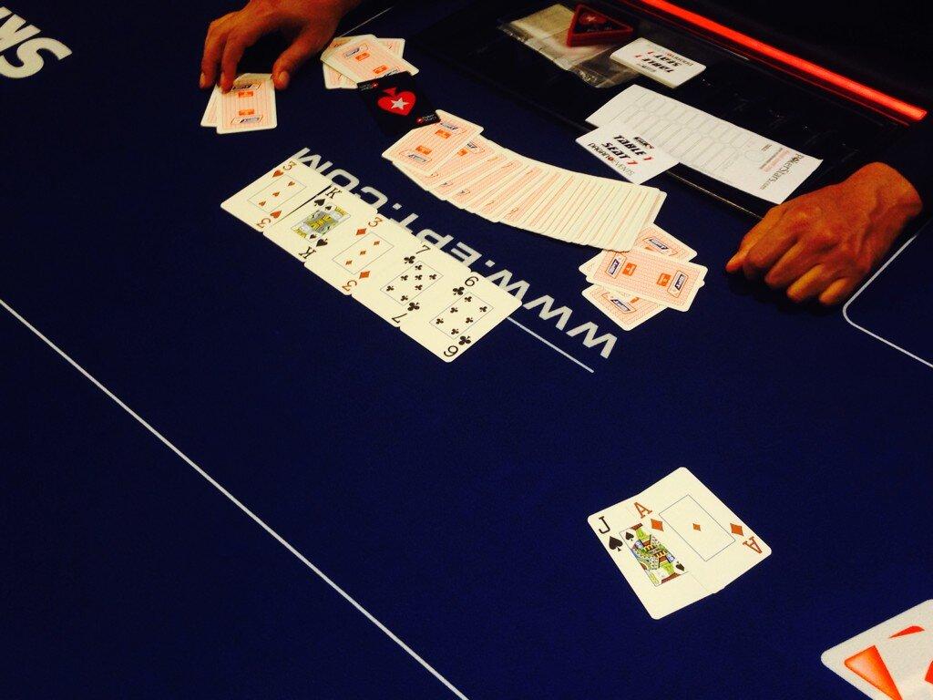 PokerStars.it EPT10 San Remo Dzień 1A: Guerra na czele, Paweł Brzeski w czołówce! Kilku... 101