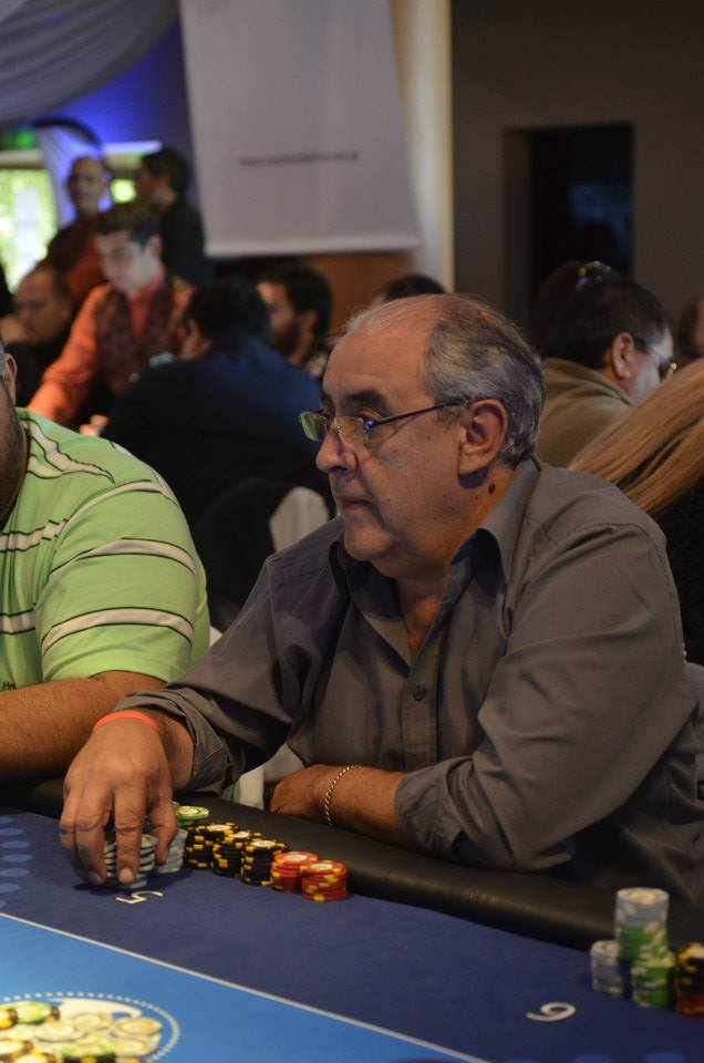 CAP: Mario Méndez es el nuevo campeón 101