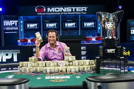 Eric Afriat Wins 2014 WPT Seminole Hard Rock Poker Showdown 101
