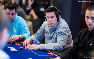PokerStars.it EPT10 Sanremo Day 3: Mestre Leads Final 39; Trio of Brits Remain 102
